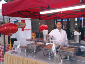 Bahnhofmarkt Zürich HB Ma's Chinese Cooking David Ma