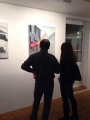 DAVID MA ART- EXHIBITION, CASA DEL ARTE, 18.-23.11.14, Vernissage